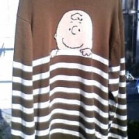 �Dz��I LOVE SNOOPY�פ�Ѥ���ޤ��������Ρ�I LOVE CHARLIE BROWN�פǤϤʤ��Τ�����