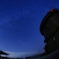 大野アルプスランドで星空観測