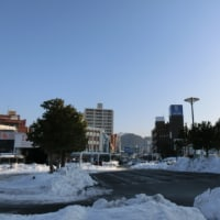 まだまだ雪がたくさん