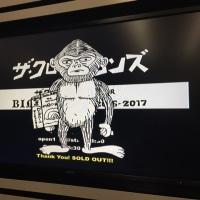 ザ・クロマニヨンズTOUR BIMBOROLL 2016-2017☆