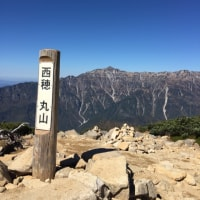 2016.10.15西穂独標