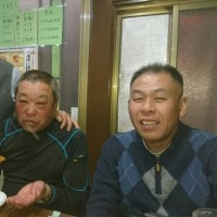 「兵六会「新年会」!!「大衆中華「火焔山」!!
