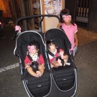 <日本滞在記>妹家族と回転寿司