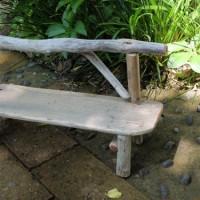オーダー流木椅子
