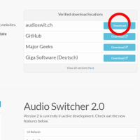 iTunesだけBluetoothスピーカーから音がでない、タスクトレイでスピーカー切替