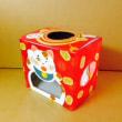 招き猫デザインBOX