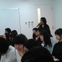 国内国際性講座を行いました