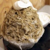 梅島「椛屋」、お芋とミルクティー