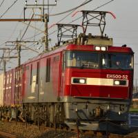 東北本線で撮った列車達。