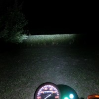 Street Cat H4 バイク用ledヘッドライト 12V-80V 20W インプレ