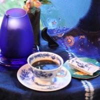 薔薇が好き藍が好き珈琲が好き