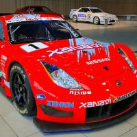 日産自動車のレーシングカー