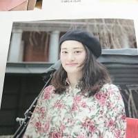 秋田県限定 秋田タウン情報に若女将 写真掲載頂きました!!!