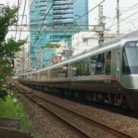 2017年6月22日 小田急  南新宿    EXEα  はこね39号
