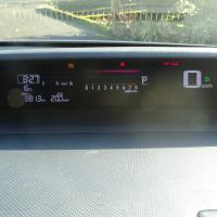 祝!! 遂に新型ステップワゴン(RP-1)で無給油1000km達成!