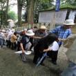 小童の祇園さん(ひちのぎおんさん)帰り調 2017.07.18