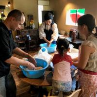 川添さんの「お味噌教室」開催しました。
