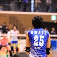 岡山シーガルズ 大升 知春 選手