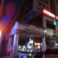 韓国旅行 2日目 メトロスパキャビンで就寝