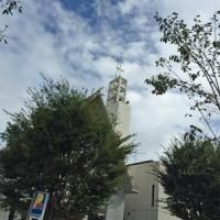 ピンクゼラニウムの御朱印ポーチと雨のち曇り時々晴れの鎌倉と絶品もなか