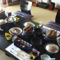 よっちゃんパパ&ママとの食事会(^-^)