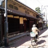 大阪南部、貝塚の街