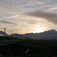 今朝の大山 2月22日
