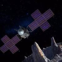 金属小惑星探査
