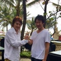 外国人監督の•••2017 Fu×Bic野球キャラバン-バリ島会議
