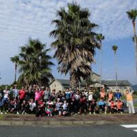 ツール・ド大島の写真が届きました。