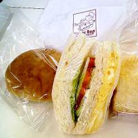 長岡のBaker nap:ベイカーナップさんのパン食べました^^b