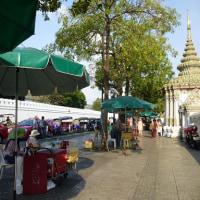 2016年 訪タイ Vol.7 チャオプラヤー川をボートで移動
