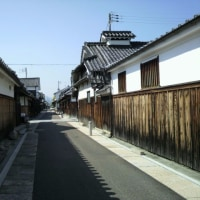 『河内史跡巡り』富田林寺内町は、大阪府富田林市にある寺内町。江戸時代から昭和初期の町並みが残ることで知られる。富田林寺内町は