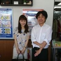 NHK広島放送局さんの取材がありました。