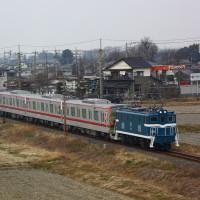 2017/3/6 東武70000系71702F 甲種輸送