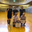 阪南市ソフトバレーボール夏季大会に出場しました。