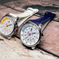 新作「合格時計・ジュニア」のサンプルの発表です!
