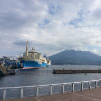 【桜島百景098】東西南北から観た桜島(Ⅰ)