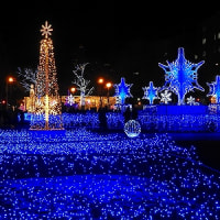 札幌ホワイトイルミネーションが開幕