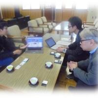 千葉大学国際教養学部・1期生を招いて