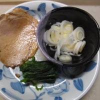 セブンイレブン 金の麺(醤油)