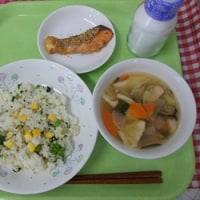 3月14日の給食 食育の日献立