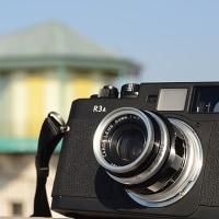 フォクトレンダーベッサR3A キヤノン50mmF2.8