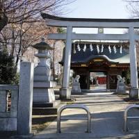 第811回  小野神社と江戸東京たてもの園を散歩
