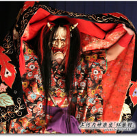 上河内神楽団「紅葉狩」【36】