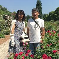 花フェスタ記念公園「春のばらまつり」!