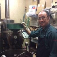 珈琲豆の焙煎直販売