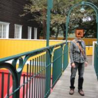 そうだ、「三鷹の森 ジブリ美術館」に行こう! (その4) 下を向いて歩こう!