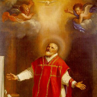 聖フィリポ・ネリ司祭証聖者   St. Philippus Neri C.