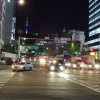 【乙支路2街から歩いて明洞方面へ】韓国旅行⑧2016/10/4